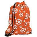 Soccer Ball Sack Pack (Orange)