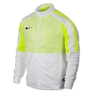 Nike Select Revolution Lightweight Training Jacket (White/Lime)