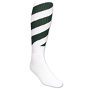Red Lion Tornado Socks (White/Dark Green)