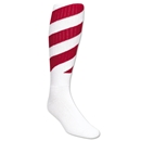 Red Lion Tornado Socks (White/Red)