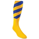 Red Lion Tornado Socks (Yellow/Royal)