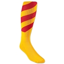 Red Lion Tornado Socks (Yellow/Red)