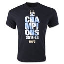 Manchester City 13/14 Champions T-Shirt