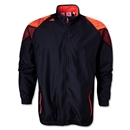 adidas F50 Woven Jacket (Blk/Orange)