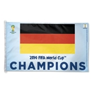 2014 FIFA World Cup Brazil(TM) Winner 3x5 Flag