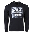 adidas Burned Stamp Hoody (Black)