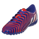 adidas Predito Instinct TF Junior (Solar Red/White)