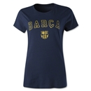 Barcelona Block Women's T-Shirt