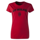 AC Milan Block Women's T-Shirt