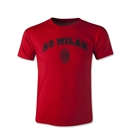 AC Milan Block Youth T-Shirt