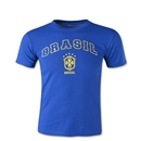 Brazil Block Youth T-Shirt