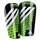adidas Predator Lesto Shinguard (Black/Ray Green)