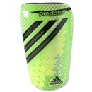 adidas Predator Pro Moldable Shinguard (Ray Green/Black)