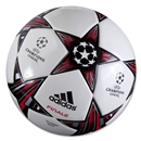 adidas UCL Finale 13 Top Training Ball (White/Black)