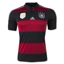 Germany 14/15 Away Soccer Jersey (4 Stars)