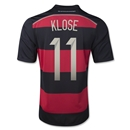 Germany 14/15 KLOSE Away Soccer Jersey (4 Stars)