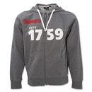 Guinness 1759 Full Zip Hoody (Gray)
