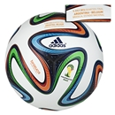 adidas Brazuca 2014 FIFA World Cup Official Match-Specific Ball (Argentina-Belgium)