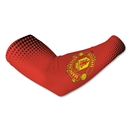 Manchester United Crest Arm Sleeves-Blue