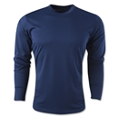 Long Sleeve Training Top (Navy)