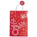 Arsenal Snowflake Reindeer Bag