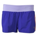 adidas Women's Grete Short (Purple)