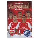 Arsenal 2015 Annual Book