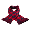 Chicago Fire Argyle Scarf