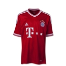 Bayern Munich 13/14 Youth Home Soccer Jersey