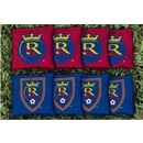 Real Salt Lake Cornhole Bag Set