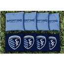 Sporting KC Cornhole Bag Set