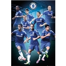 Chelsea Players Poster 14/15