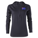 Australia Women's 1/4 Zip Training Hoody
