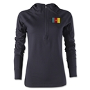 Cameroon Women's 1/4 Zip Training Hoody