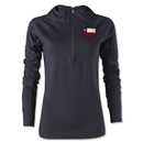 Chile Women's 1/4 Zip Training Hoody