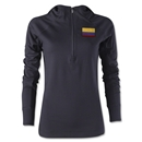 Colombia Women's 1/4 Zip Training Hoody