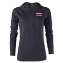Costa Rica Women's 1/4 Zip Training Hoody