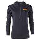 Germany Women's 1/4 Zip Training Hoody