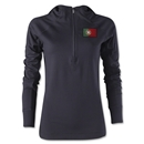 Portugal Women's 1/4 Zip Training Hoody
