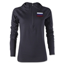 Russia Women's 1/4 Zip Training Hoody