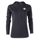 Ireland Women's 1/4 Zip Training Hoody
