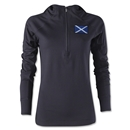 Scotland Women's 1/4 Zip Training Hoody