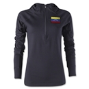 Venezuela Women's 1/4 Zip Training Hoody