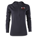 Wales Women's 1/4 Zip Training Hoody