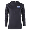Israel Women's 1/4 Zip Training Hoody