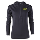 Jamaica Women's 1/4 Zip Training Hoody