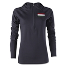 Hungary Women's 1/4 Zip Training Hoody