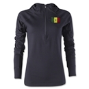 Senegal Women's 1/4 Zip Training Hoody