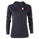 Qatar Women's 1/4 Zip Training Hoody