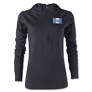 Guatemala Women's 1/4 Zip Training Hoody